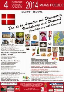 Día de la Amistad con Dinamarca - Hotel Angela Fuengirola