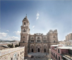 The Catedral of Malaga - Hotel Angela Fuengirola