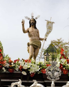 Fuengirola's Holy Week 2016 - Hotel Angela Fuengirola