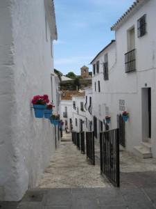 Gitanillas in Mijas - Hotel Angela Fuengirola