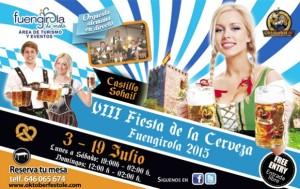 VIII Fiesta de la Cerveza de la Fuengirola - Hotel Ángela Fuengirola