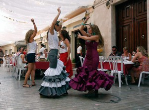 Fair of Malaga - Hotel Angela Fuengirola