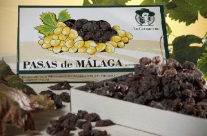 Malaga Raisins - Hotel Angela Fuengirola