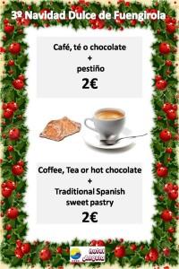 III Navidad Dulce - Hotel Angela Fuengirola