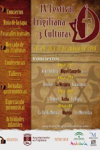 Festival de las 3 culturas - Hotel Angela Fuengirola