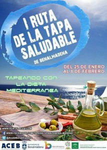 Ruta de la Tapa Saludable - Hotel Angela Fuengirola