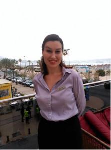 Te presentamos a: Dulce Moreno - Hotel Ángela Fuengirola