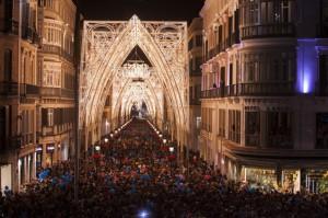 Ya es navidad en Málaga - Hotel Angela Fuengirola