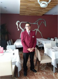 Te presentamos a: Pedro Rodríguez - Hotel Angela Fuengirola