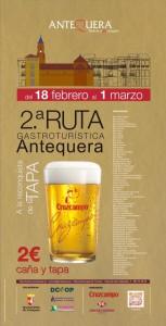 Ruta tapa de Antequera - Hotel Angela Fuengirola